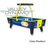 VALLEY社製エアホッケー【HOT FLASH AIR HOCKEY】